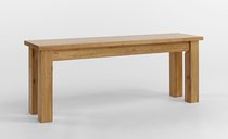Lansdown Oak Small Bench