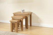 Shrewsbury Oak Nest of Tables