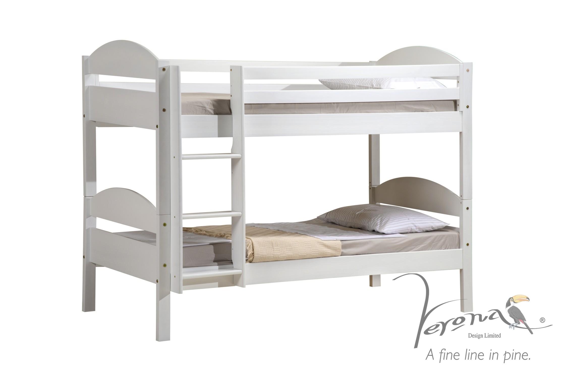 padua bunk bed oak furniture solutions
