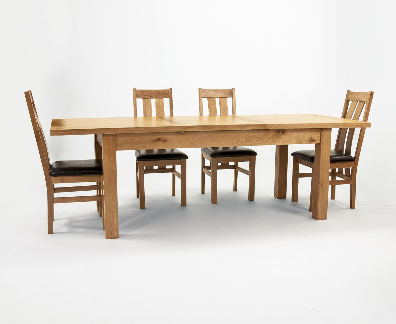 Devon Oak Extending Dining Table Oak Furniture Solutions : devon oak extending dining table 140cm to 200cm 110921440050060 from oakfurnituresolutions.co.uk size 1500 x 1227 jpeg 165kB