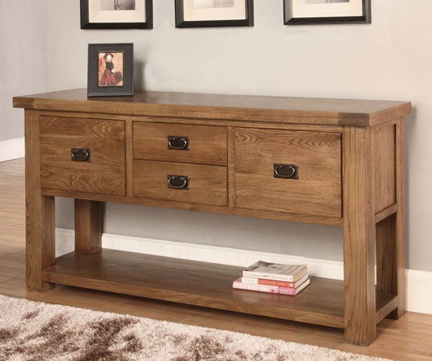 Brooklyn hall table oak furniture solutions for C furniture new lynn