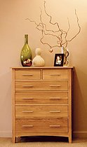 Hereford Oak 2+4 Chest of Drawers