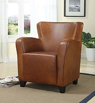 Winston Armchair in Antique Leather