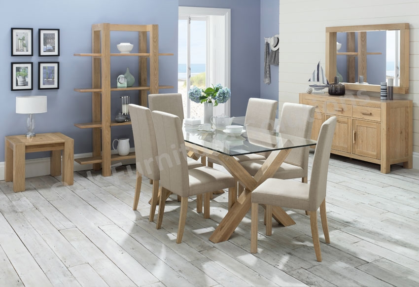 Glass Kitchen Tables and Chairs
