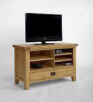 Chiltern Grand Oak Small TV Cabinet