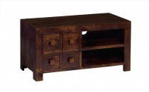 Ceylon 4 Drawer TV/Media Cabinet